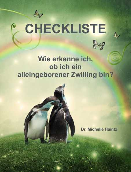 Checkliste 1 alleingeborener zwilling