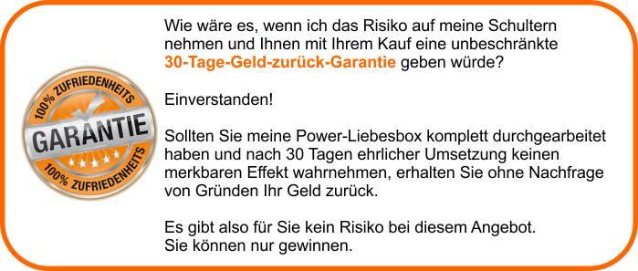 Garantie Power-Liebesbox